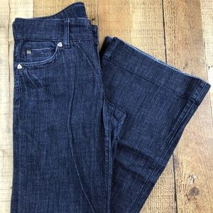 Kut from the Kloth Flare MidRise Jeans DJ09
